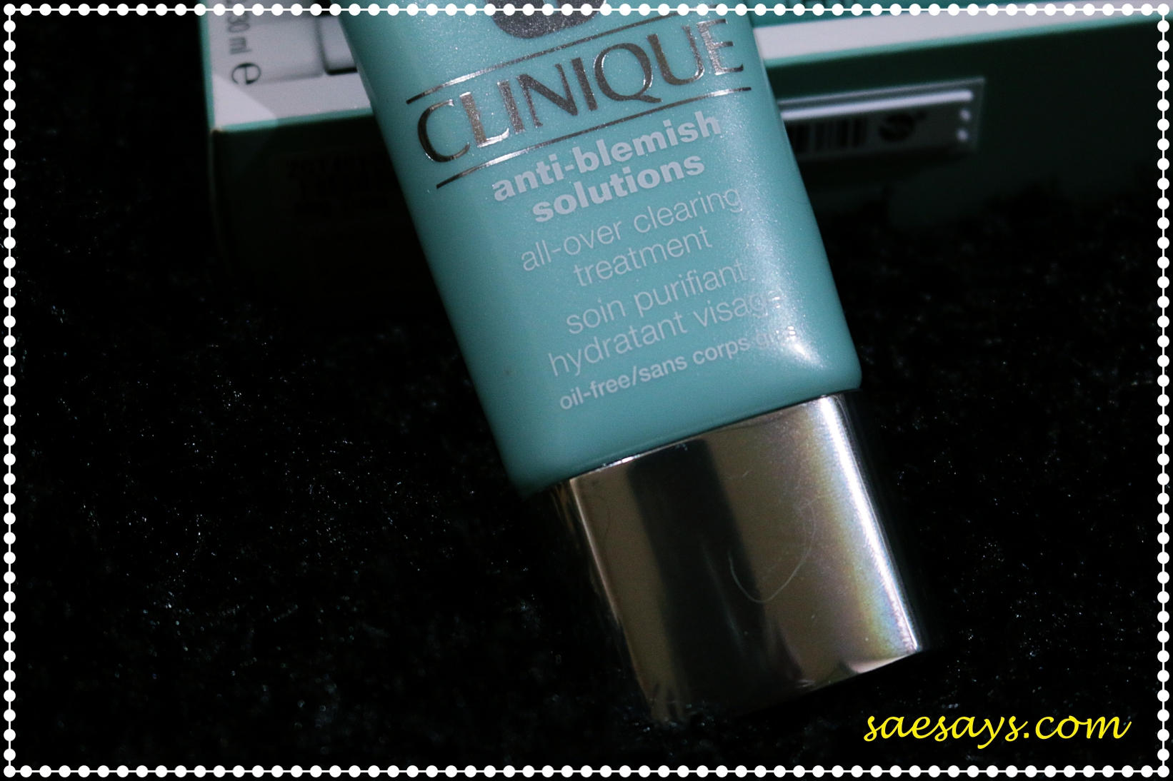 clinique all over clearing treatment